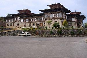 Tsirang Dzong (castle)
