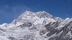 Gangkhar Puensum, 7540m