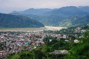 Phuntsholing town