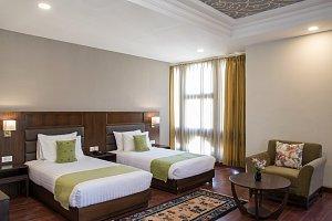 City Hotel, room