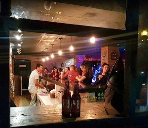 Bar in Mojo Park