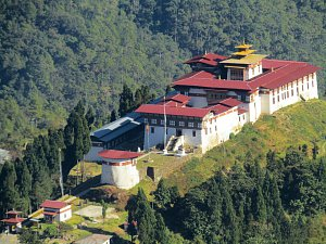 Daga Trashiyangtse Dzong