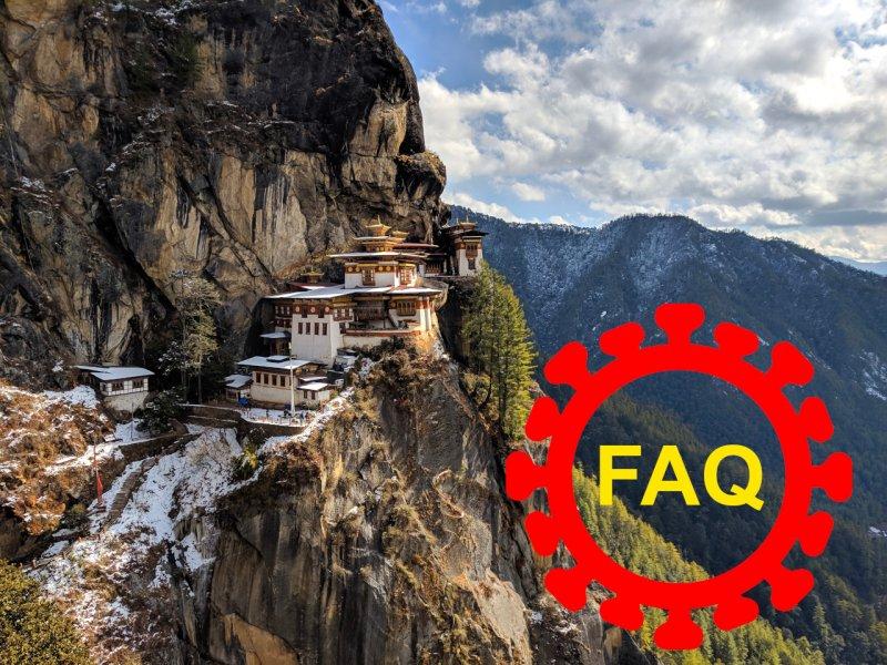 Bhutan Coronavirus FAQ