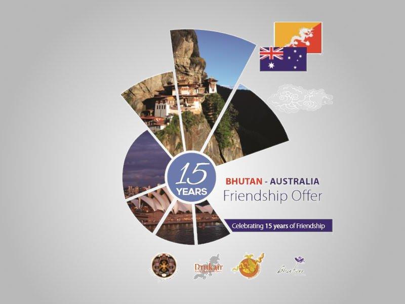 Bhutan – Australia Friendship Offer