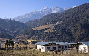 Sakteng village