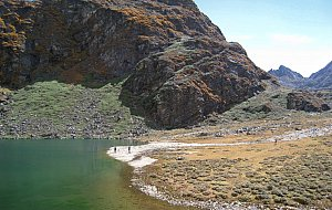 Lake, Dagala trek