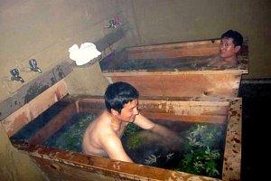 Host stone bath experience
