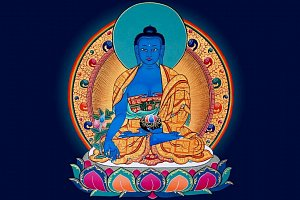 Sangye Menla - The Medicinal Buddha